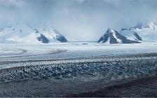 南北极以外地球上最大的冰川之一