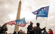 国会大厦暴乱:特朗普时代的暴力结尾(VIP)