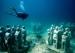 """""""人造珊瑚礁"""":大海深处的艺术与环保"""