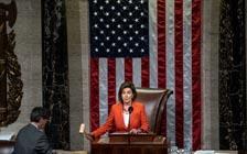美国众议院通过特朗普弹劾调查程序决议