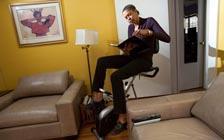 办公室的人体工学——站着工作