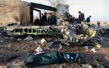 一架波音737航班在伊朗坠毁,机上人员全部遇难