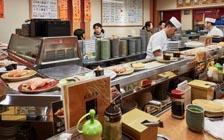 在家吃回转寿司:疫情期间日本寿司店出租传送带(VIP)