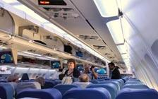 在飞机上换座应该选择什么时机?