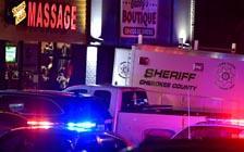 亚特兰大按摩院枪击案:八人死亡,六人为亚裔(VIP)