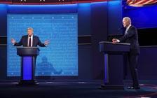 美国大选首场辩论:特朗普和拜登的言语互殴战(VIP)