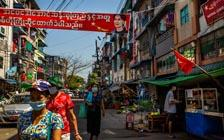 """缅甸民盟的""""昂山素季造神运动""""和垮台(VIP)"""