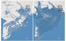 全球海平面持续上升,可能淹没主要沿海城市