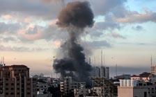 巴以冲突加剧加沙地区人道主义危机(VIP)