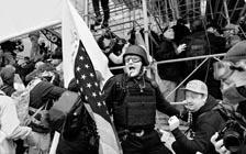 一场特朗普煽动的暴乱(VIP)