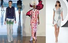 伦敦时装周:用图案讲故事