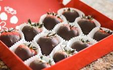 为什么情人节要送巧克力?