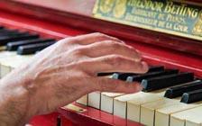 活到老学到老 什么时候学乐器都不算晚