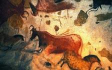 数万年前的洞穴壁画