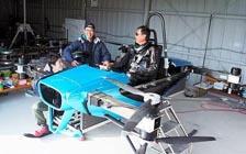 飞行汽车即将成真 日本公司进行原型测试