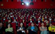 好莱坞觊觎中国3D电影市场(翻译VIP)