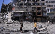 巴以冲突阴影下,加沙平民的恐惧与惊骇(VIP)