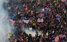 美国的盟友和敌人如何看待国会暴乱(VIP)