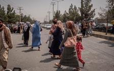 那些曾为美国工作,如今在绝境中等待被拯救的阿富汗女性(VIP)
