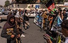 阿富汗多地爆发抗议活动,塔利班武力镇压(VIP)