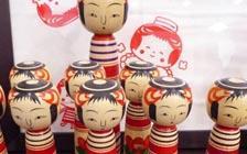 启发任天堂灵感的日本小芥子娃娃
