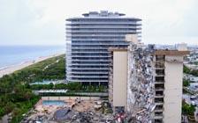 迈阿密公寓楼倒塌:楼体原准备维修(VIP)