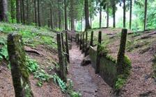 重回法国凡尔登 见证残酷的一战战场